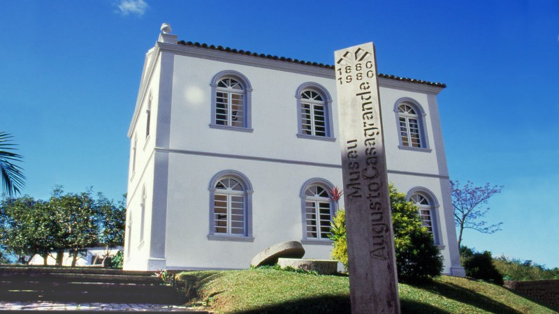 Revitalização do Museu da Colonização Augusto Casagrande