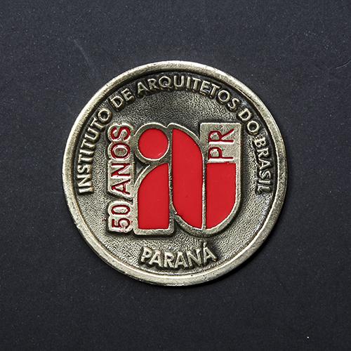 IAB - Instituto de Arquitetos do Brasil - 50 anos - Homenagem ex-presidente no ano de 2012