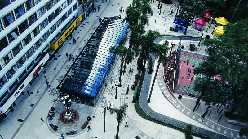 Revitalização Praça Osório
