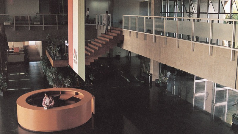 Prefeitura hall